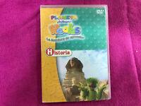 HOOBS DVD JIM HENSON LA AVENTURA DE APRENDER HISTORIA