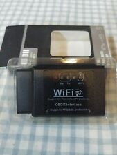 Cllena Wi-Fi OBD2 Car Diagnostic Scanner support Apple Android - O1