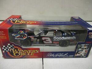 1998 Winner's Circle Dale Earnhardt GM Goodwrench Service Plus Daytona 500 1/24