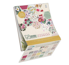 Pressed Flowers - 6x6 Paper Pad 50pk - Natural History Museum