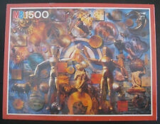 ASTROLOGY 1500 Piece Jigsaw Puzzle MB