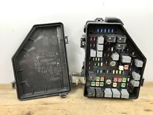 ✅ 2009 09 CHEVY CHEVROLET TRAVERSE ENGINE FUSE RELAY BOX W/ TRAILER TOW PACKAGE