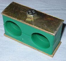 Abrazadera de Tubo 35mm Pk2 Neumática Aire fluido hidráulico
