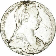[#459188] Monnaie, Autriche, Joseph II, Thaler, 1780, Refrappe officielle, TB+