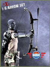 """ZY Toys 1/6 First Blood Rambo Arrow Knife Set Soldier Weapon for 12"""" Figure"""