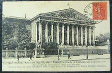 CPA  PARIS Chambre des députés, ancien palais de la duchesse de Bourbon, 1928