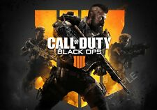 Call of Duty Black Ops 4 A3 Poster - Free Postage