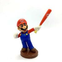 Furuta Super Mario Sport Baseball Choco Egg Mini Figure Japan Anime Gashapon Toy