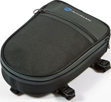 Small Tail Seat Bag Mini Pack 2l for Motorcycle Motorbike Black