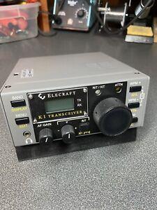 Elecraft K1 QRP Transceiver 40/20 Good Condition