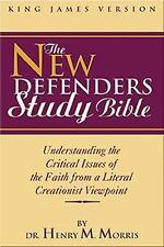 KJV New Defenders Study Bible by Morris  Ph.D, Dr. Henry