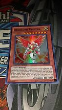 Archlord Kristya - CT08-EN010 - Super Rare - Limited Edition - M/NM Yugioh
