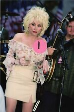 Dolly Parton 4 - 4X6 Color Concert Photo Set #7A