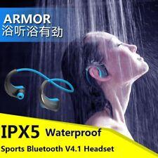 BLUE DACOM G06  IPX5 WATERPROOF SPORTS HEADSET  BLUETOOTH  AUSSIE SELLER