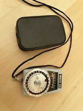 PRINZLITE AUTO MASTER CdS EXPOSURE METER/LIGHT METER - & CASE