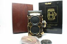 Mint!! Rolleiflex 2.8F Aurum from Japan