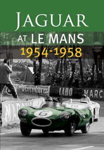 Jaguar at Le Mans 1954-58 (R2 DVD)