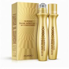 Women 24K Golden Collagen Anti-Dark Circle Wrinkle Firming Essence Eye Cream 15g