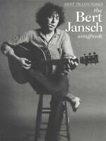 The Bert Jansch Songbook Guitar TAB Music Book Transcribed Alman Angie Orlando