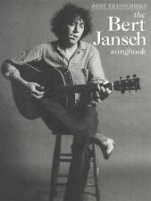 The Bert Jansch Songbook Guitar TAB Music Book Transcribed Alman Angie Orlando