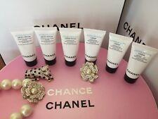 🍓 New 6 Chanel HYDRA BEAUTE Samples Creme + Serum 5ml Paris 🌟