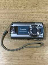 Canon PowerShot A470 7.1MP 3.4x Optical Zoom Camera/Camcorder Battery Tested
