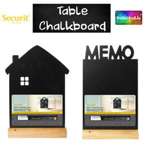 Chalkboard Easy Clean Table Chalk board Free Quality Chalk Pen House or Memo