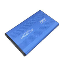 "2.5"" Inch SATA USB 3.0 HDD External Enclosure Hard Drive Case Box Aluminum Alloy"