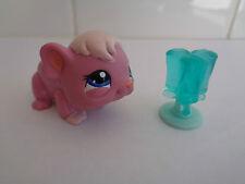 Littlest pet shop LPS 1773 guinea pig with water bottle accessory