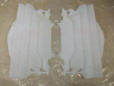 2 NEW OEM RADIATOR GUARDS COVERS SHIELDS HONDA CRF250R CRF 250R 2006 - 2008 2009