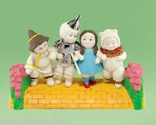 Department 56 Snowbabies Wizard of Oz OFF TO SEE THE WIZARD Yellow Brick Road