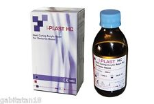 DENTAL LAB PRODUCT HEAT CURING ACRYLIC RESIN FOR DENTURES BASES i-PLAST HC