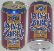 HEILEMAN OLD STYLE BEER CAN QI850 ROYAL AMBER.5% MALT BREW LACROSSE,WI.WISCONSIN