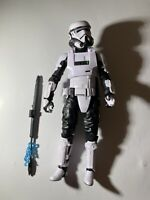 "Star Wars Authentic The Black Series 6"" #72 SOLO Imperial Patrol Trooper Loose"