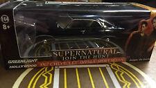 Loot Crate Supernatural Car 1:64 Scale 1967 Chevrolet Impala Sport Sedan
