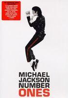MICHAEL JACKSON 'NUMBER ONES' DVD NEW+ BEST OF