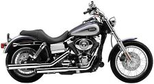"Cobra 3"" Slip-On Muffler For 2001-2003 Harley-Davidson Dyna Super Glide T Sport"
