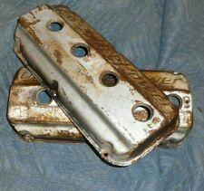 New Listingvintage Hemi valve covers 331/354/392 Fire Power, hot rod, rat rod, trog, scta,