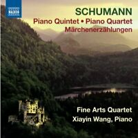 Xiayin Wang - Schumann: Piano Quintet/ Quartet (Marchenerzahlungen) [CD]