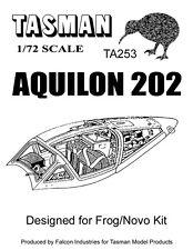 Tasman 1/72 Vacform Canopy TA253 Aquilon 202 Canopy