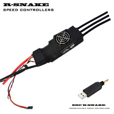 300A Car R-Snake ESC 12S LiPo w/ BEC 12A for 1/5 Brushless Motors >FREE Express