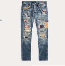 Polo Ralph Lauren Sullivan Slim Distressed Jean Size 34x30