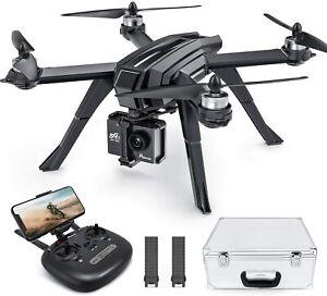 Potensic D85 Drone 2K Camera FPV Quadcopter Brushless Motor WiFi  Drones