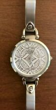 Fossil Women's Watch White/Silver - In Perfect Condition