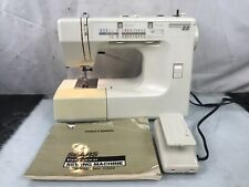Kenmore 22 Sewing Machine 385. 17622090 With Pedal & Owner's Manual