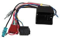 Adaptateur faisceau câble autoradio antenne pour VW Golf 5 6 Eos Touareg Touran