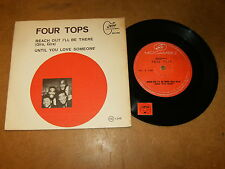 FOUR TOPS - REACH OUT I'LL BE THERE - UNTIL - 45 PS BRASILIA / LISTEN - MOTOWN