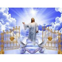 Jesus 5D Full Drill Diamond Painting Embroidery Cross Stitch Picture Craft Mural
