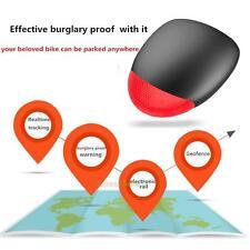Bicycle Intelligent GPS Wifi Locator Vibration Alarm Tracker for iPhone /Samsung