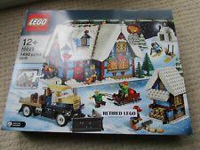 LEGO CREATOR - 10229 - WINTER VILLAGE COTTAGE - BRAND NEW & FACTORY SEALED